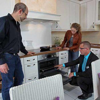Küchenplanung in Ludwigsfelde